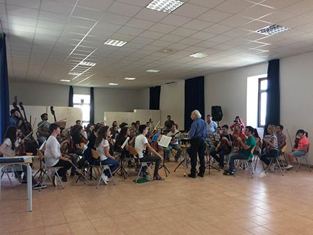 Orchestra Martucci con Nicola Samale
