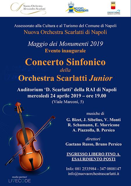 OSJ Concerto Maggio dei Monumenti 2019