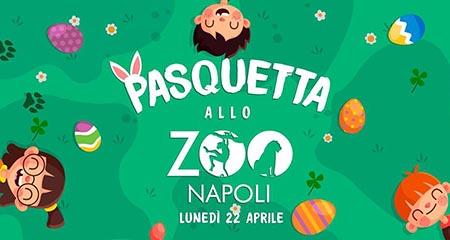 Pasquetta allo Zoo di Napoli