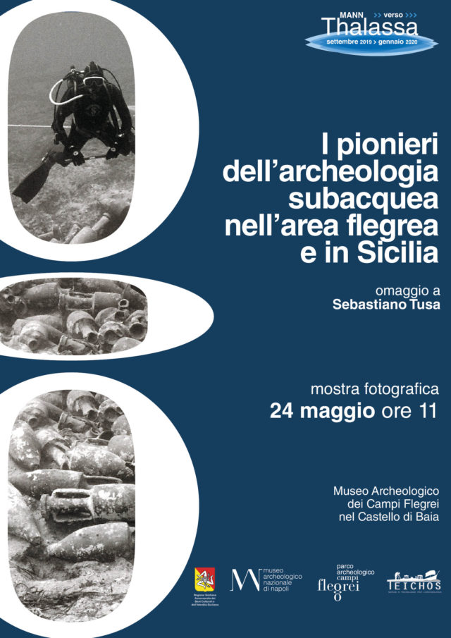 I pionieri dell'archeologia subacquea nell'area Flegrea ed in Sicilia'