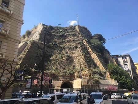 riqualificazione area di Monte Echia