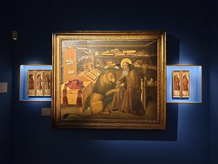 San Girolamo nello studio - Colantonio