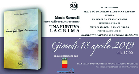 'Una furtiva lacrima' di Manlio Santanelli