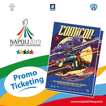Universiade COMICON
