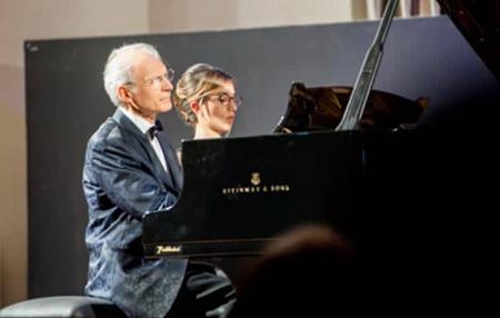 Alessandro Drago e Nicoletta Basta - Ph Daniele Severo