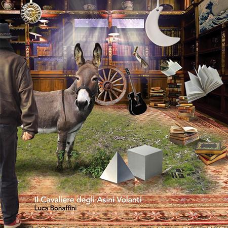 'Il cavaliere degli asini volanti' di Luca Bonaffini