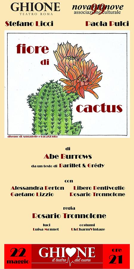 'Fiore di Cactus'