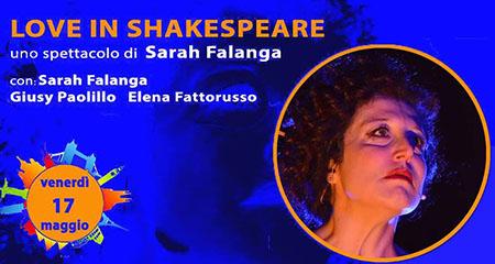'Love in Shakespeare'
