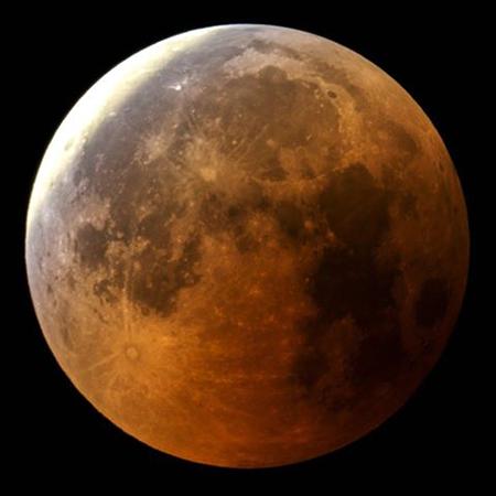 Luna ph Unione Astrofili Napoletani