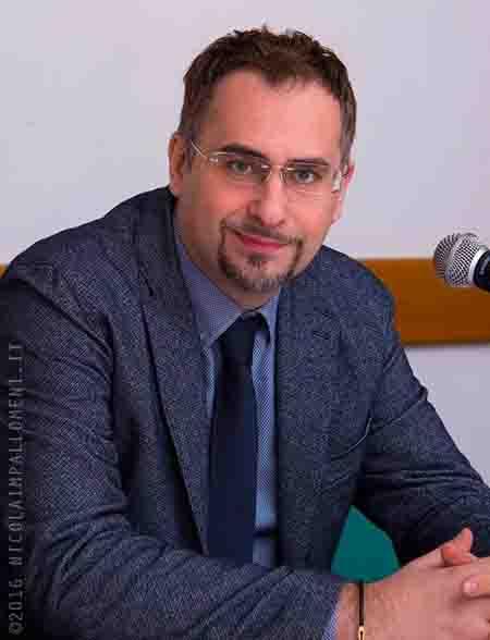 Marcello Comanducci ph Nicola Impalloment