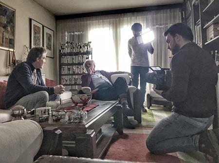 William Carrer - regista, Oleg Mandic e Giulio Pizzato