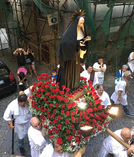 Processione di Santa Rita