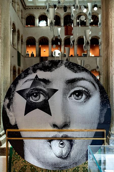 'La regola del sogno. Un'installazione di Barnaba Fornasetti e Valeria Manzi'