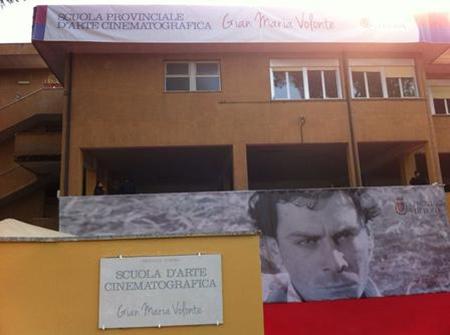 Scuola d'Arte CInematrografica Gian Maria Volonté