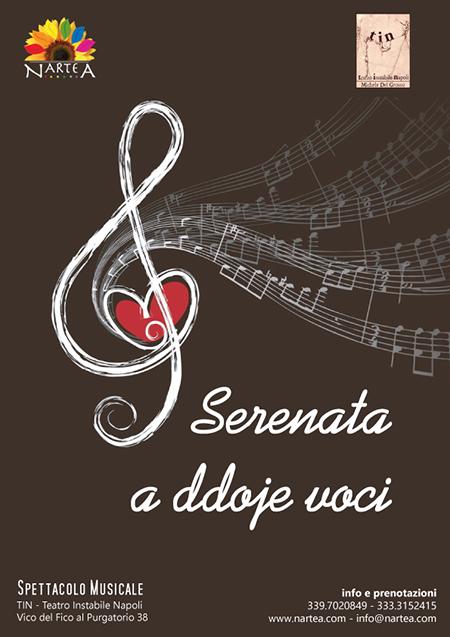 'Serenata a ddoje voci'
