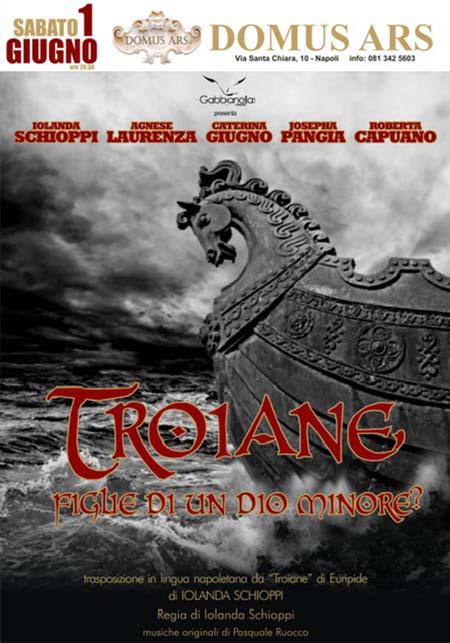 Troiane, figlie di un Dio minore?