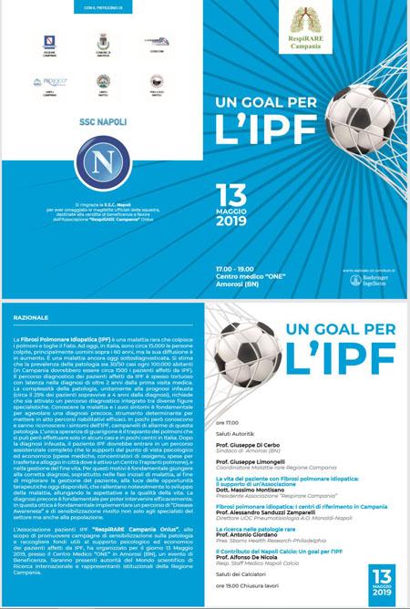 Un goal per l'IPF