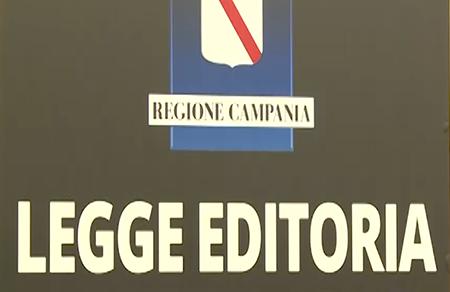 Campania, legge sull'editoria