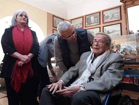 Cecilia Gasdia, Pippo Corsi Zeffirelli e Franco Zeffirelli