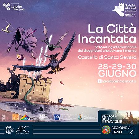 'La Città Incantata 2019'