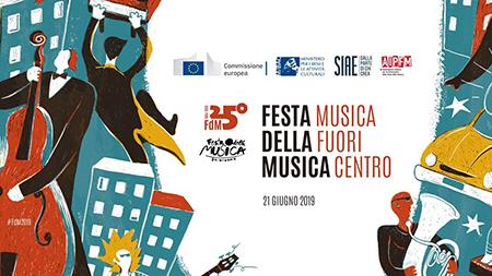 Festa Europea della Musica - Musica fuori centro - Napoli 2019