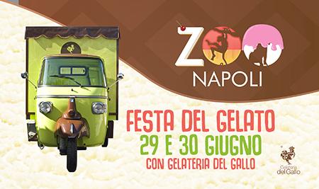 La Festa del gelato allo Zoo di Napoli
