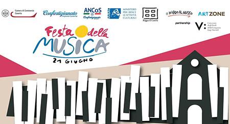 'Festa della Musica 2019' alla Reggia di Caserta
