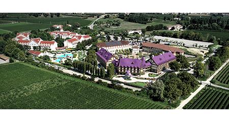 Gardaland Resort_Magic Hotel totale
