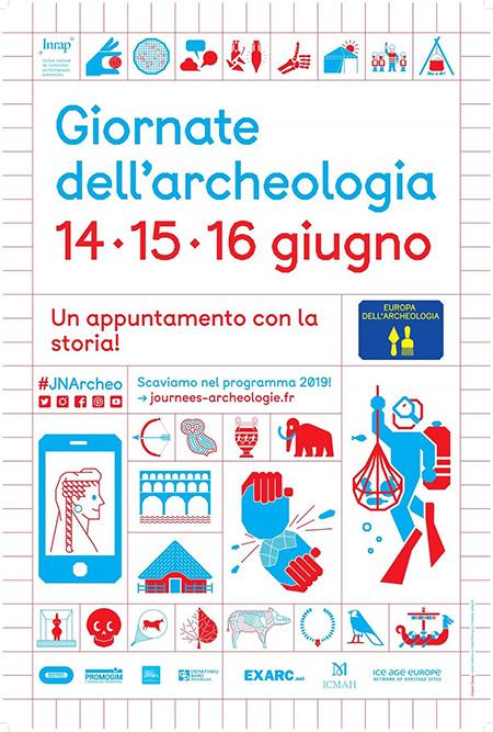 'Giornate dell'archeologia 2019'