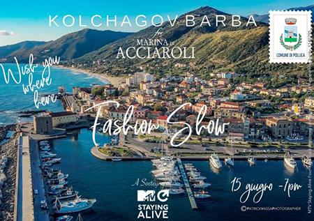 'Kolchagov Barba for Marina di Acciaroli'