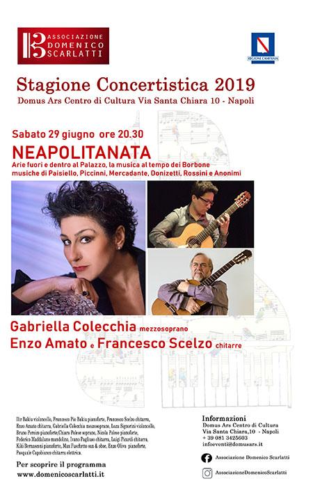 'Neapolitanata - Arie fuori e dentro al Palazzo'