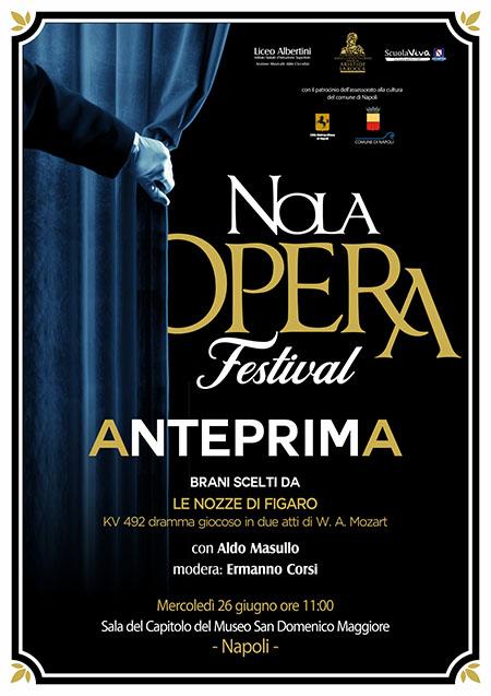 Nola Opera Festival Anteprima