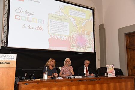 'Patto per la lettura' Toscana