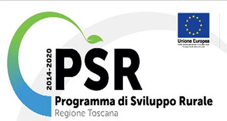 PSR Programma di Sviluppo Rurale Toscana