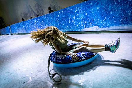 'Regno del ghiaccio'