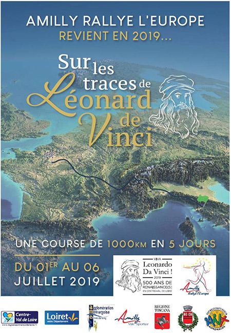 'Sur les traces de Leonardo da Vinci'