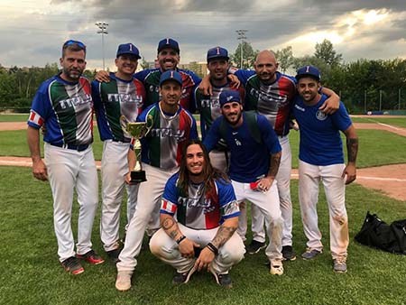 Team Italy Slowpitch
