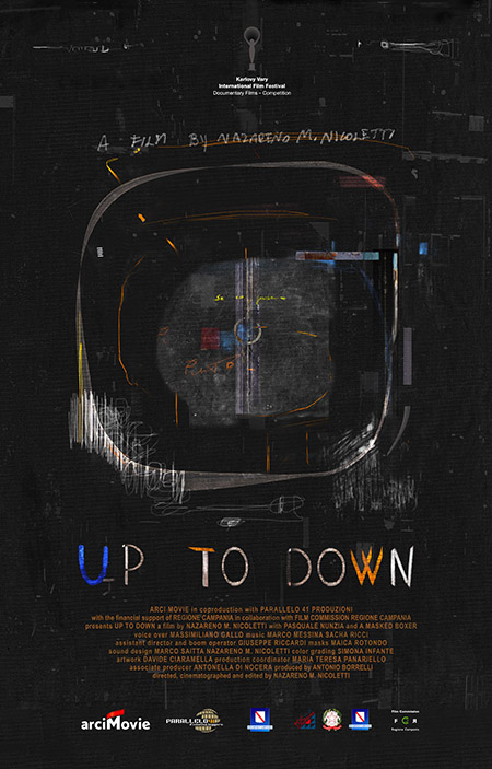 'Up to down'
