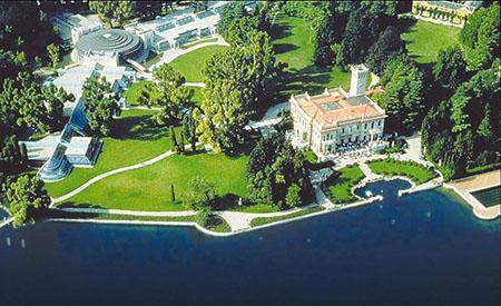 Villa Erba a Cernobbio (CO)