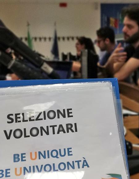 Volontari Universiade