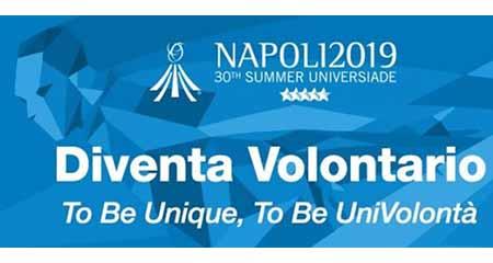 Volontario Universiade