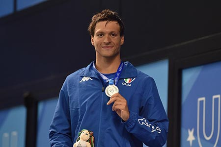 Alessio Occhipinti Universiade