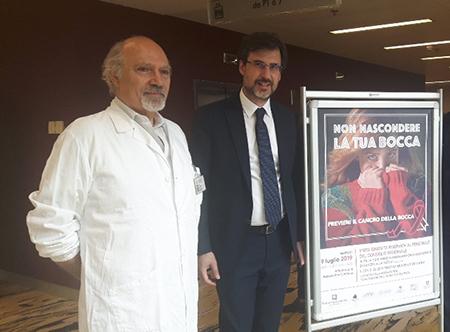 Antonio Carrassi e Carlo Borghetti