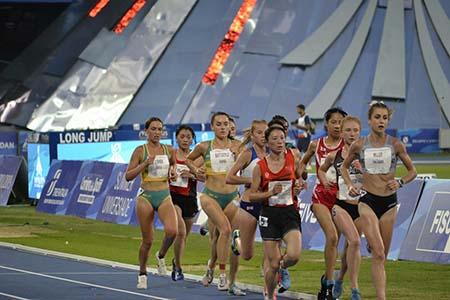 Atletica Universiade