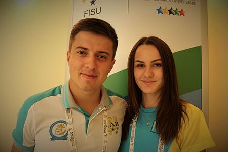 Bodgan Vesselskiy e Nadezhda Dubovitskaya