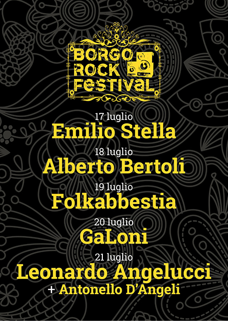 Borgo Rock Festival 2019