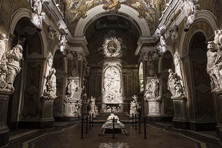 Cappella Sansevero - Ph. Marco Ghidelli