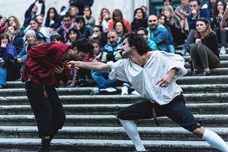 Caravaggio Visita Teatralizzata a Roma