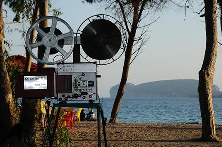 'Cinema delle terre del mare'
