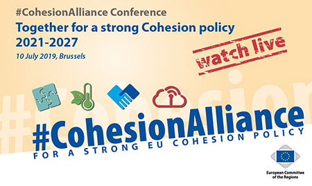 'Cohesion Alliance Conference'